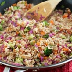 rice and noodles on Pinterest | Fried Rice, Noodles and Rice Cakes