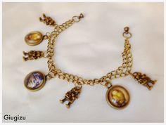 #giugizuaccessories , new #StarWars inspired bracelet  #R2D2 , more pictures on my blog http://giugizu.blogspot.it/2014/05/star-wars-r2-d2-inspired-accessories.html