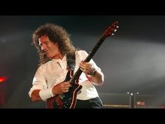Brian May (Queen) GUITAR SOLO