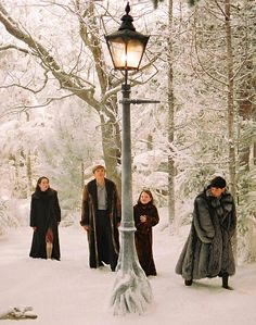 The Chronicles of Narnia: The Lion, the Witch and the Wardrobe Susan, Peter, Lucy and Edmund Pevensie