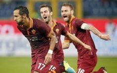 Il punto sul campionato. Roma sola in vetta; sorprende il Sassuolo, delude il Catania #seriea #roma #napoli #juventus #inter