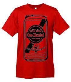 Hand up Beer bike t-shirt #Cyclocross hand ups. #bikeshirt #bike t-shirt #bike # bike art # cyclocross