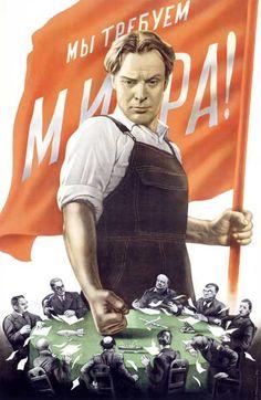 Poster Koude oorlog