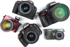 Crutchfield's Digital Cameras Buying Guide can help you make sense of it all and find the right camera for you. #DSLR