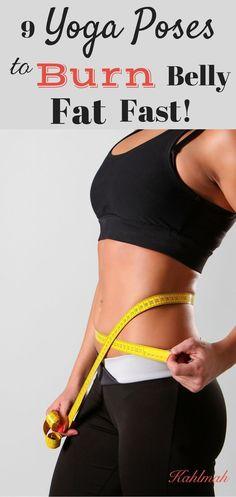 yoga for fat loss