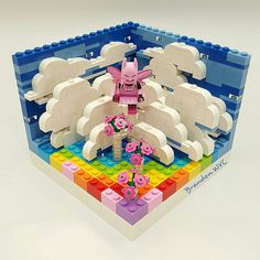 Lego Batman Movie Vignette - Batman Fairy-Tale   Brandon wyc   Flickr