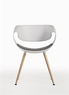 Dauphin Home - love the chair!!! Going to get this for sure - contemporary and sleek! No clutter and froo froo!
