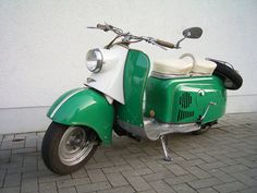 IWL Berlin Scooter.