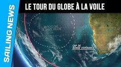 Le vendée Globe 2016/2017 - Le parcours du tour du monde ! #VGFM #VG2016