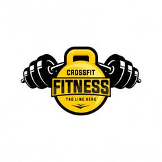 Fitness And Crossfit Healty Care Logo