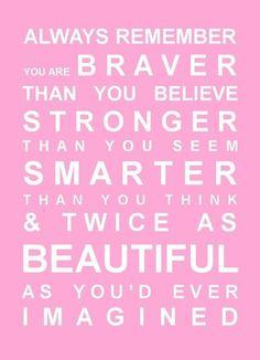 #self esteem
