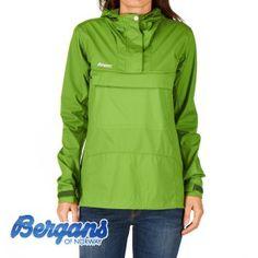 Bergans Jackets - Bergans Cecilie Microlight Jacket - Forest Green/Lt Peony Outdoor Fashion, Peonies, Rain Jacket, Windbreaker, Green, Jackets, Action, Stuff To Buy, Down Jackets