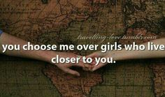 #daily #quote 19-4-13 for my #bf #love #distance #girl #boy #world #map