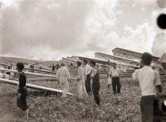 Kirigamine Gliders, 1930s.
