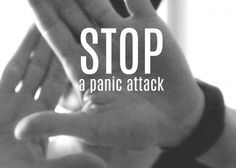 Are you having a panic attack? Here, you'll find everything you need to know to stop it as quickly as possible.