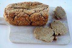 Haferflockenbrot – veganes einfaches Brot Rezept - Haus und Beet Snacks, Beets, Banana Bread, Low Carb, Cookies, Chocolate, Baking, Breakfast, Healthy