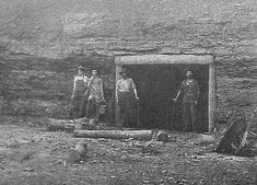 Developing Mine No.301, Elkhorn Mining Corp. 1913