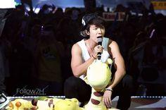 Donghae @ SUPER SHOW 5 Shanghai