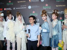 Lee Jean Youn by 080 Barcelona Fashion, via Flickr