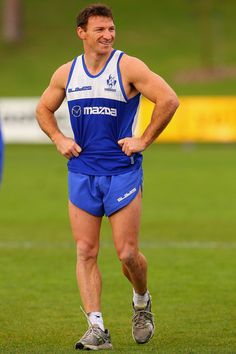 North Melbourne Kangaroos Recovery Session http://footyboys.com
