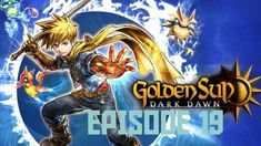 CHEATS GOLDEN SUN EPISODE 19 | GAME BOY APP 13 Game, Game Boy, Nintendo Ds, Golden Sun, Video Game Art, Apps, Youtube, Anime, Movie Posters