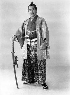 Toshiro Mifune Canvas Art - x Japanese Warrior, Japanese Men, Character Poses, Character Design, Martial, Geisha, Sword Poses, Toshiro Mifune, Samurai Artwork