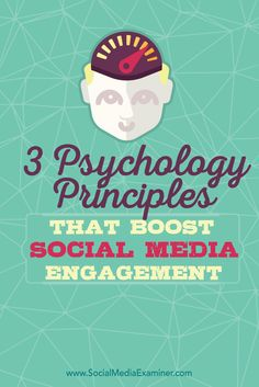 3 Psychology Principles That Boost Social Media Engagement: Desire; Knowledge seekers; Fear of missing out; Details>