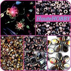 New beads..🎉🎨❤️ #hautehobby  #czechbeads  #matubo  #seedbeads