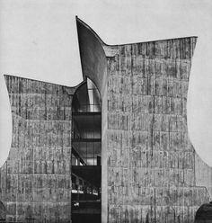 Enrico Castiglioni, Carlo Fontana. Technical College, Busto Arsizio, Italy, 1963-64