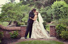 Jillian & Mickey's Romantic Storybook Wedding | Leslie Gilbert Photography