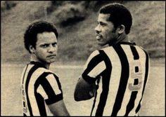Dadá Maravilha e Reinaldo.