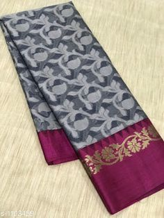 Banarasi Kora Muslin Saree *Cash on Delivery. *Easy Returns if any issue.*Contact link available in Bio