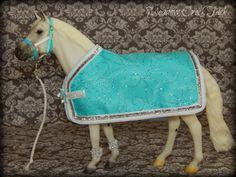 Blanket & Halter Set for Traditional Breyer Horse