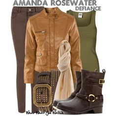 BY REQUEST -Inspired by Julie Benz as Mayor Amanda Rosewater on Defiance - Shopping info!