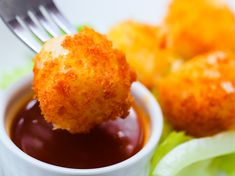 How to Cook Deep Fried Scallops -- via wikiHow.com. ADAPT TO LOW CARB!