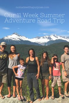 Road Trip U.S. || Best Road Trip Ever || USA Road Trip || British Columbia Road Trip || US and Canada Road Trip || Family Adventure Road Trip || Adventure Road Trip || Climbing Trip || Summer Trip || Summer Road Trip Itinerary || Our family road trip itinerary for adventurers who like hiking, rock climbing, mountain biking, and camping.