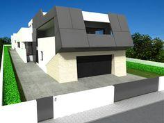 Casa isolada em S. Bernardo, Aveiro (De José Augusto Vitória Unipessoal L.da )