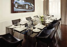 Jaguar Suite - Dining Room