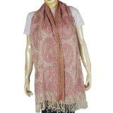 Indian Clothing for Women Stoles and Shawls Wedding Gift 29 X 80 Inches (Apparel)By ShalinIndia