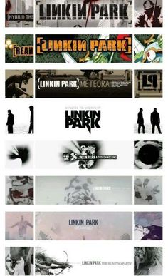 Linkin Park                                                                                                                                                                                 More