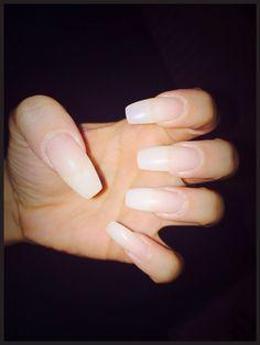 Coffin fibreglass nails before paint