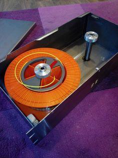 Réalisation de tiroirs pour rouleaux Fibres Optiques