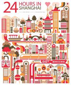24 hours in Shanghai