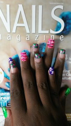 Nail art Edwin Jeans, Nail Art, Nails, Beauty, Finger Nails, Ongles, Nail Arts, Nail, Sns Nails
