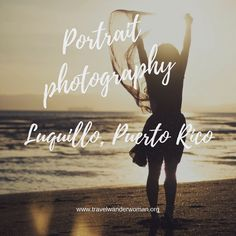 Stop with the selfies. We are now shooting portraits in Puerto Rico! Go home with professional photos instead of selfies! Perfect for instagram.
