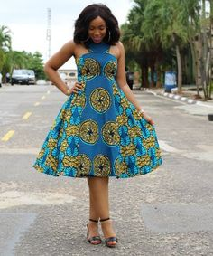 15 Irresistible African Dress Styles
