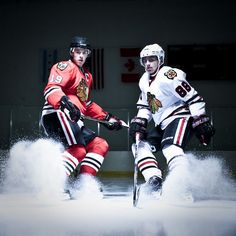 Toews and Kane, best bromance in the NHL