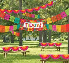 Mexican Party Supplies - Amols' Fiesta Party Supplies