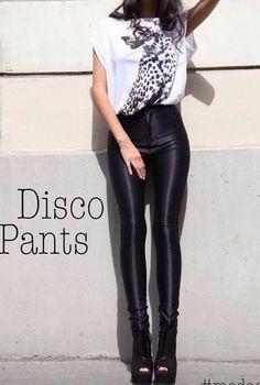 ❁ Calça Disco Pants ❁
