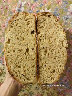Tekvicový chlieb – moje malé veľké radosti Bread, Food, Basket, Brot, Essen, Baking, Meals, Breads, Buns